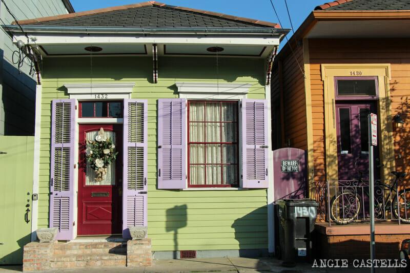 Guia de Nueva Orleans Arquitectura