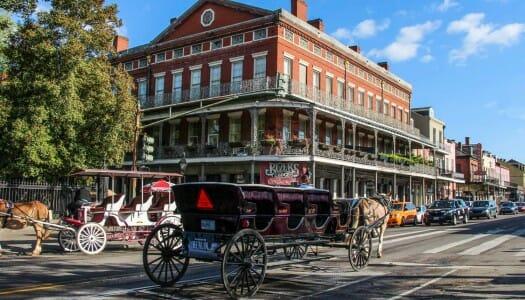 La guía completa de Nueva Orleans