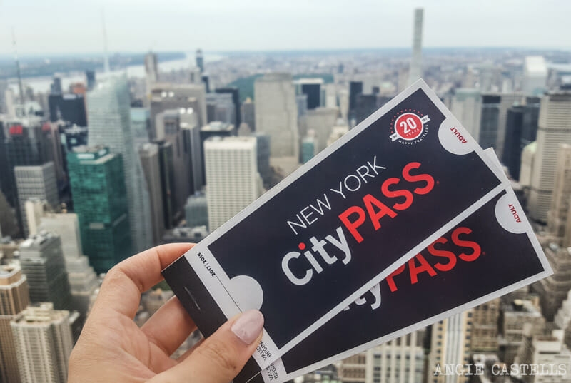 Experiencia con la New York CityPASS - El Empire State Building
