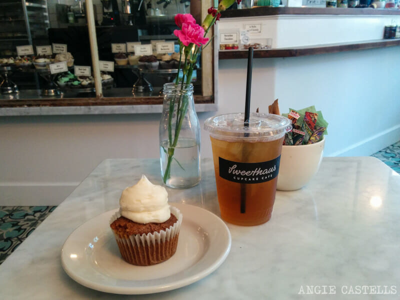 Mejores cupcakes de Nueva York Sweethaus Brooklyn