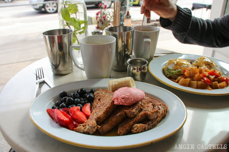 Mejores brunch Nueva York Manhattan The Butchers Daughter
