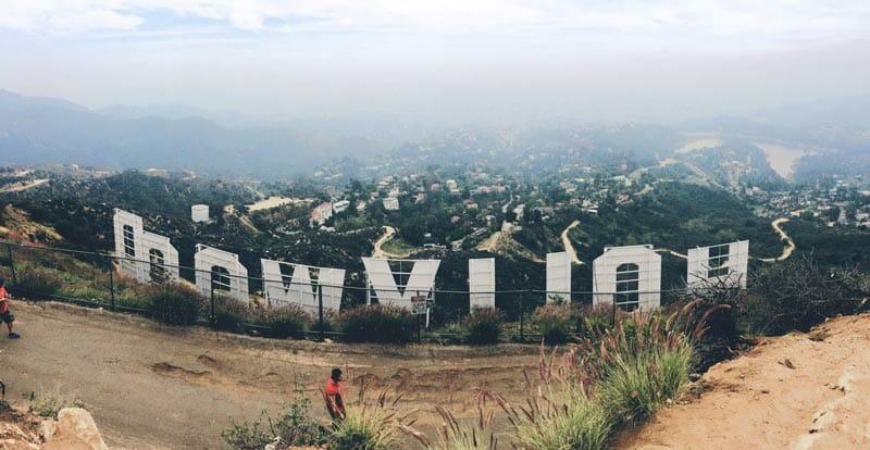 Preparativos para viajar a la Costa Oeste de Estados Unidos: Los Angeles