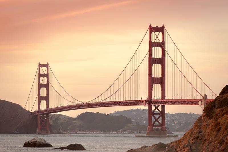 Preparativos para viajar a la Costa Oeste de Estados Unidos: San Francisco