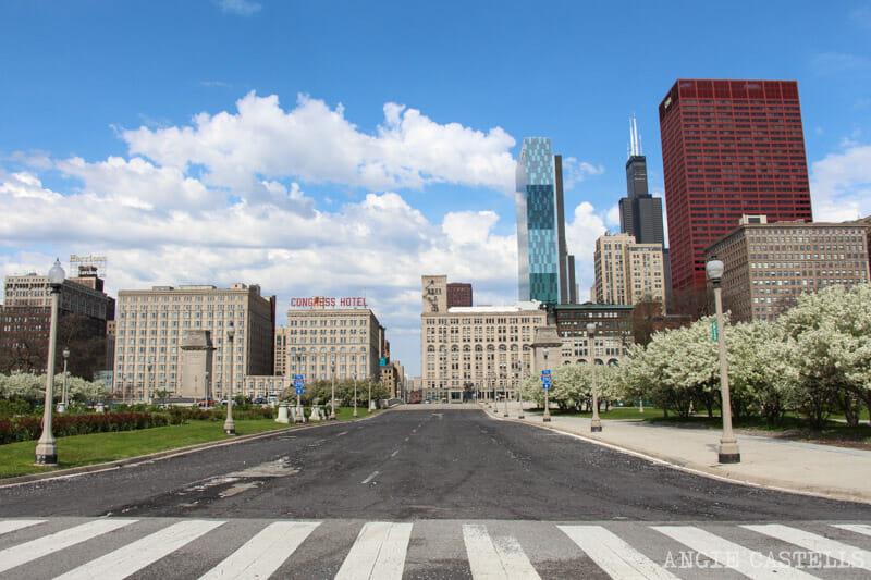 Qué ver en Chicago en dos días - Grant Park