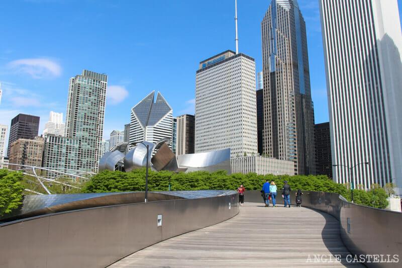 Qué ver en Chicago en dos días - BP Bridge, Millennium Park