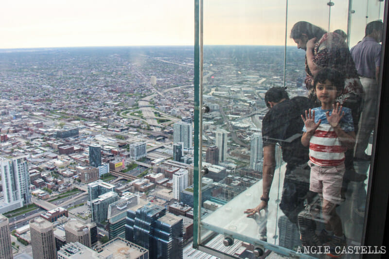 Qué ver en Chicago en dos días - Willis Tower y Skydeck