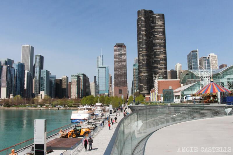 Qué ver en Chicago en dos días - Navy Pier