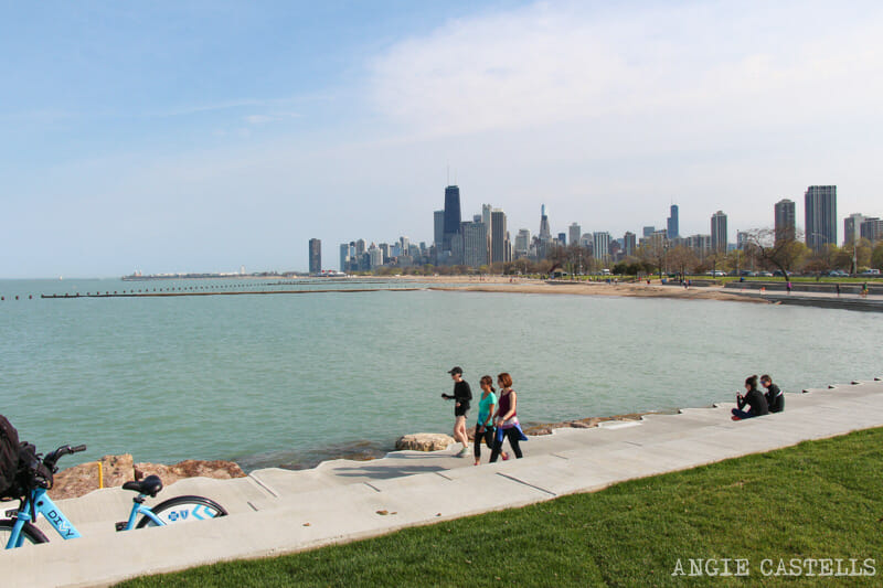 Qué ver en Chicago en dos días - Lago Michigan y playas