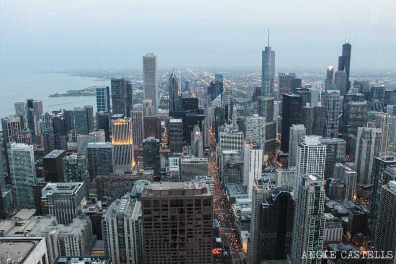 Qué ver en Chicago en dos días - John Hancock Tower