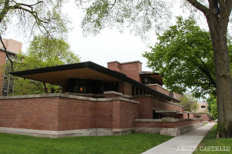 Qué ver en Chicago en dos días - Robie House, de Frank Lloyd Wright