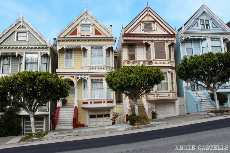 Ruta Costa Oeste USA Itinerario San Francisco