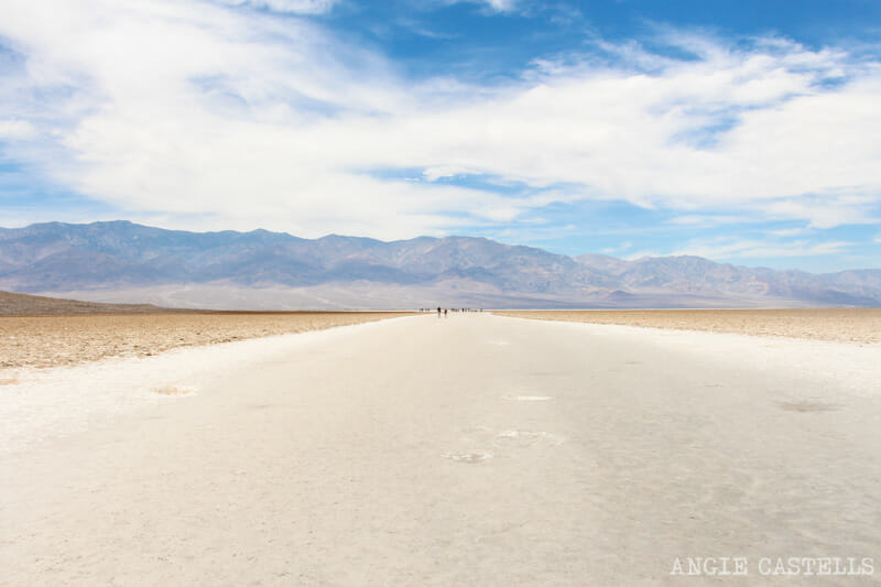 Qué ver en el Death Valley - Badwater Basin