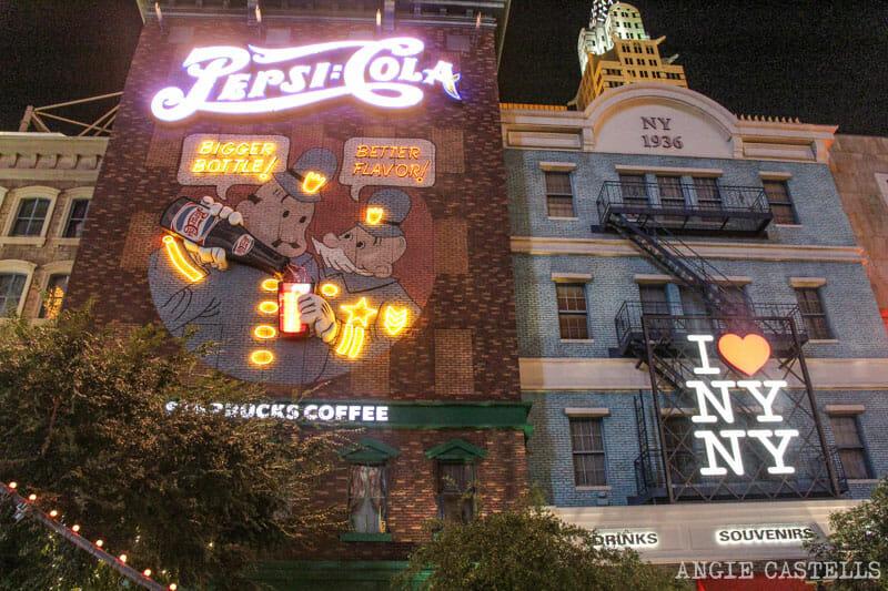 Guía de Las Vegas - El casino New York New York