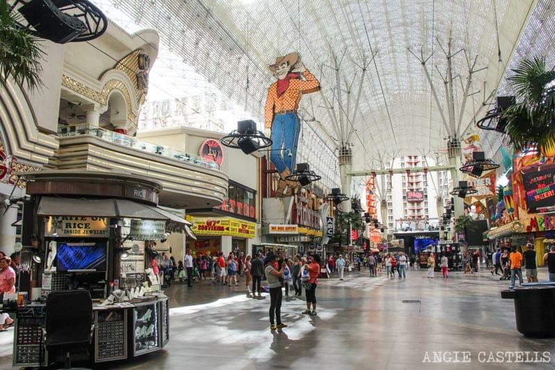 Guía de Las Vegas - Fremont Street