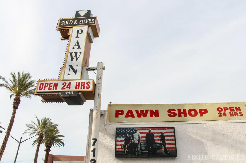 Guía de Las Vegas - Gold & Silver Pawn Shop