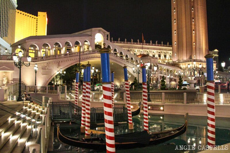 Guía de Las Vegas - Hotel Venetian