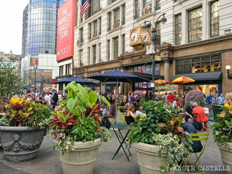 Dónde comprar ropa en Nueva York: los grandes almacenes Macy's