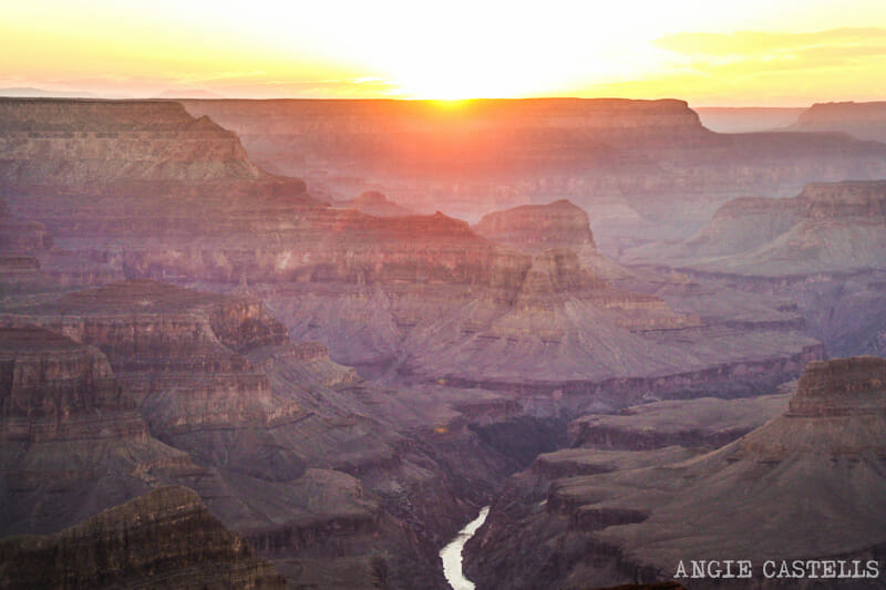 Guia Grand Canyon qué ver en un día