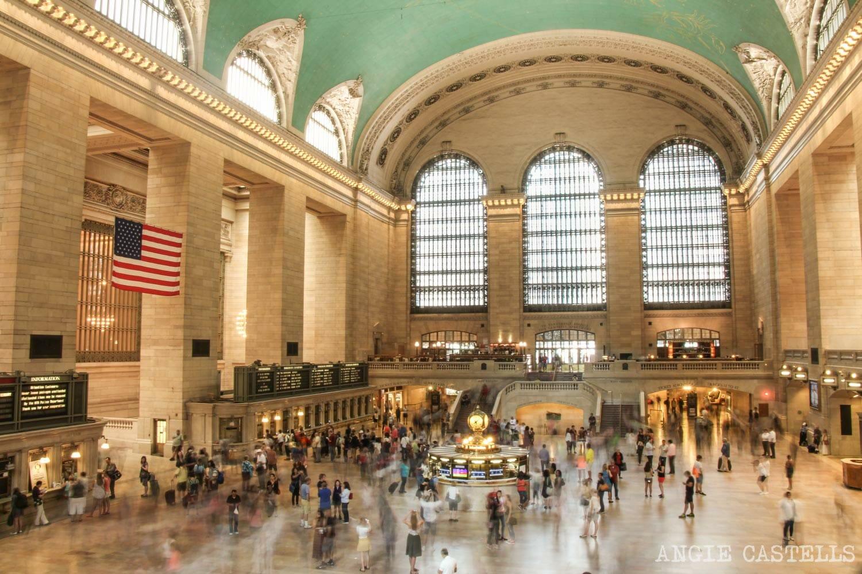 Guía para visitar la estación Grand Central Terminal