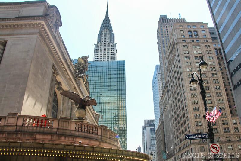 Guía para visitar Grand Central Terminal Nueva York