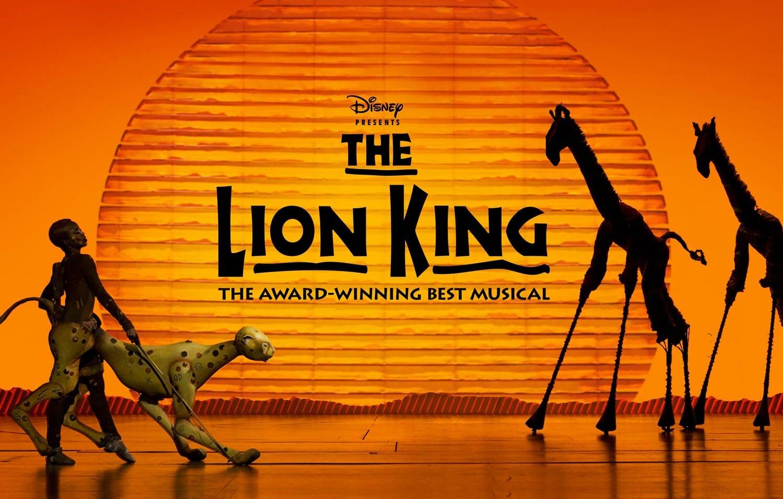 Comprar entradas para El Rey León en Broadway