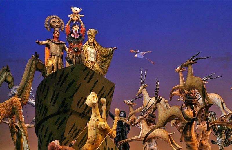 El Rey León Broadway Opinión comprar entradas