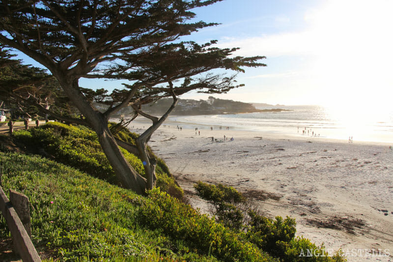 Ruta por el Big Sur y la Pacific Coast Highway, en California - Carmel by the Sea