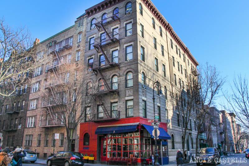 El apartamento de Friends en Nueva York