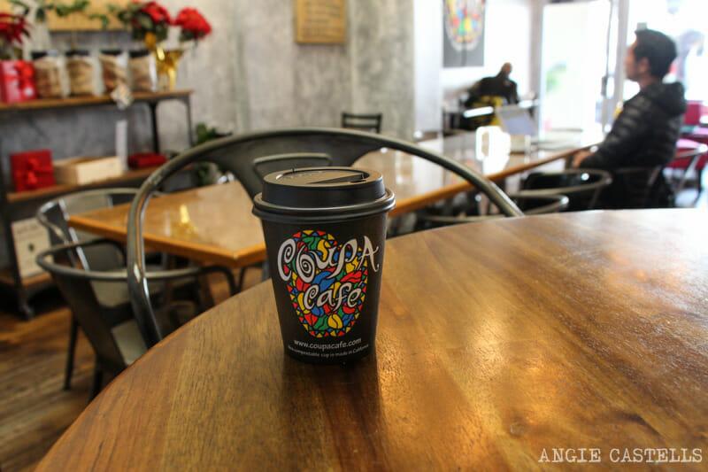 Guia Silicon Valley California Coupa Cafe