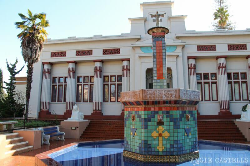 Guia Silicon Valley California Rosicrucian Museum San Jose