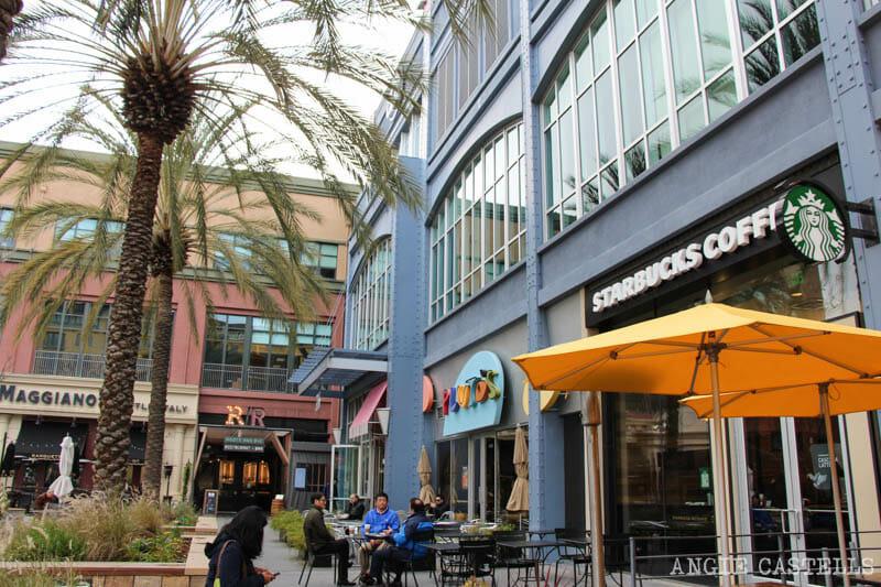 Guia Silicon Valley California Santana Row San Jose