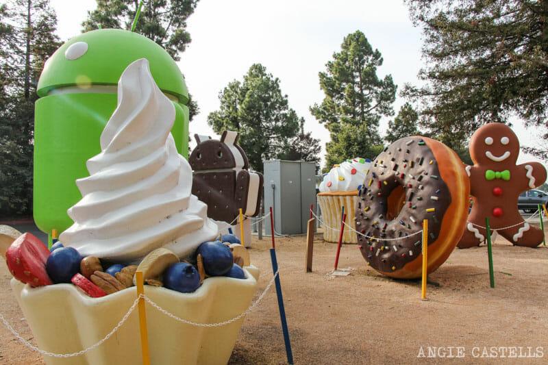 Ruta por Silicon Valley, California - Visitar el Googleplex