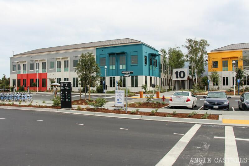 Ruta por Silicon Valley, California - Visitar Facebook