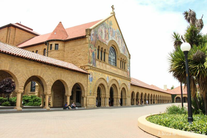 Ruta por Silicon Valley, California - Visitar la Universidad de Stanford