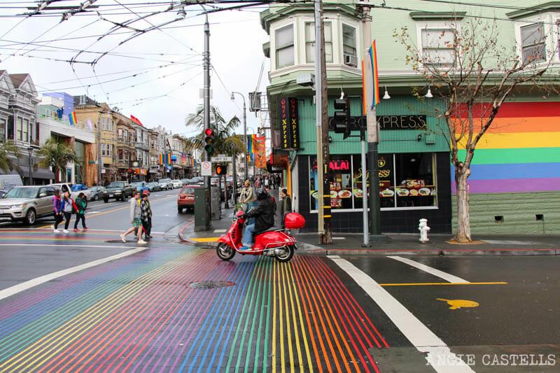 Qué ver en San Francisco: barrio de Castro