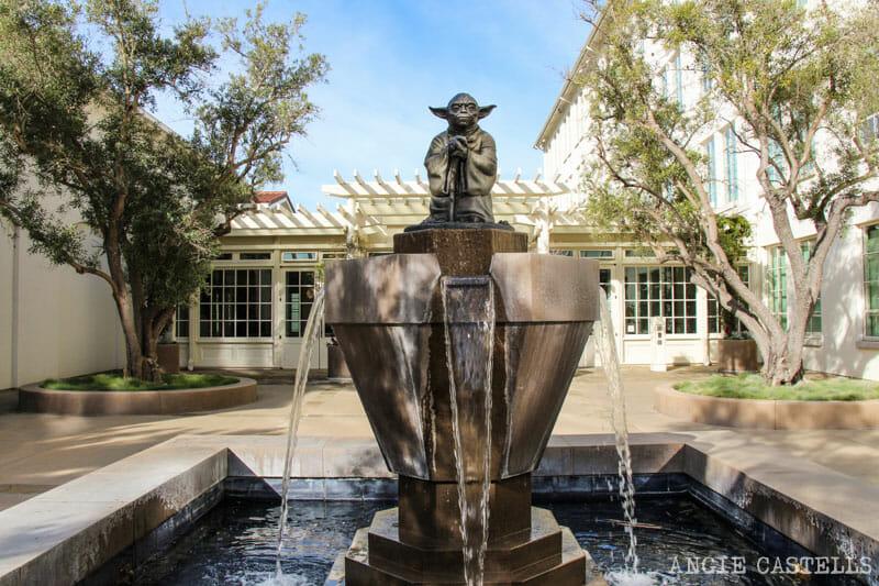 Que ver San Francisco Itinerarios Estatua Yoda Presidio