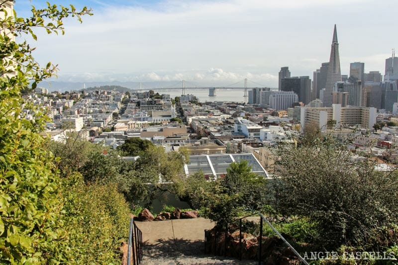 Qué ver en San Francisco: Itinerarios Inna Coolbrith Park