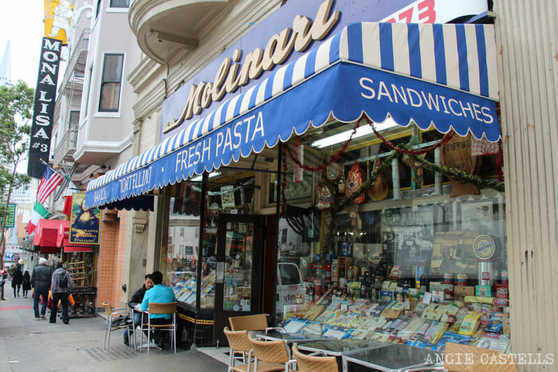 Qué ver en San Francisco: Itinerarios Little Italy North Beach