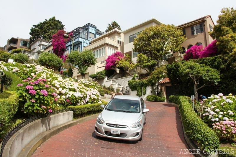 Qué ver en San Francisco: Lombard St