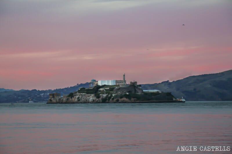 Qué ver en San Francisco: Visitar la cárcel de Alcatraz