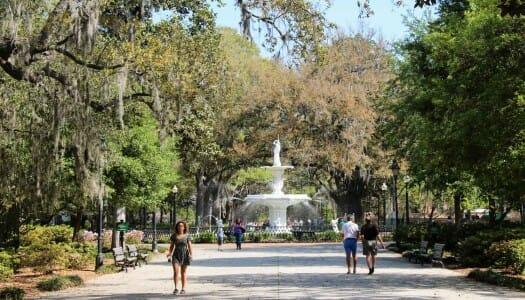 Guía de Savannah, una de las ciudades más bonitas del sur