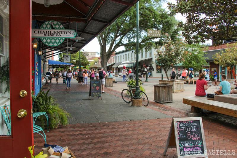 Guia de Savannah que ver y hacer City Market