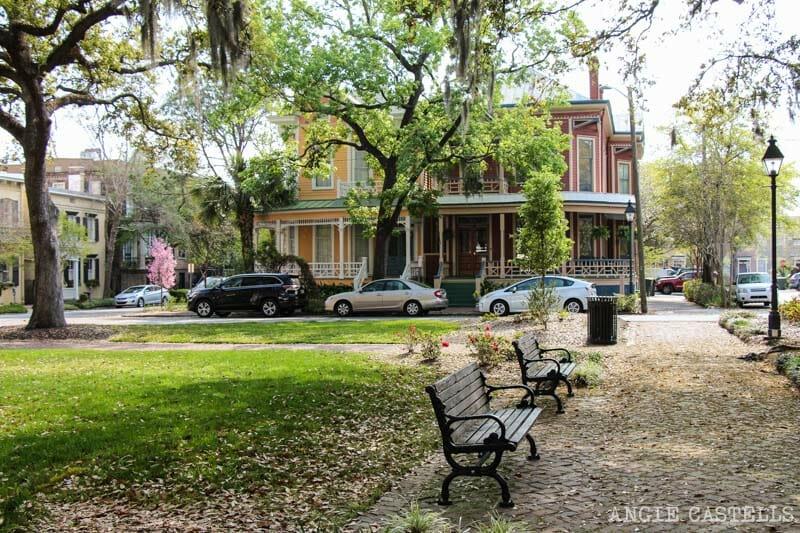 Guia de Savannah que ver y hacer Whitefield Square 2