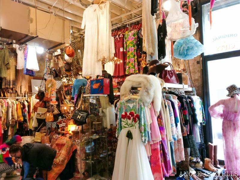 Los mejores mercadillos de Nueva York: el Artists and Fleas de Williamsburg