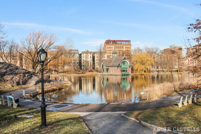 a Gospel y arquitectura Central Park norte