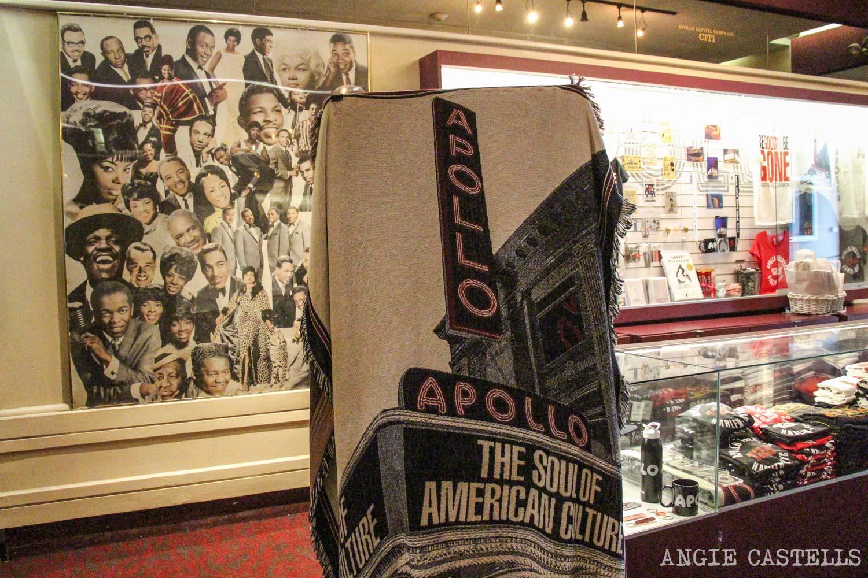 Guia de Harlem Misa Gospel y arquitectura Teatro Apollo