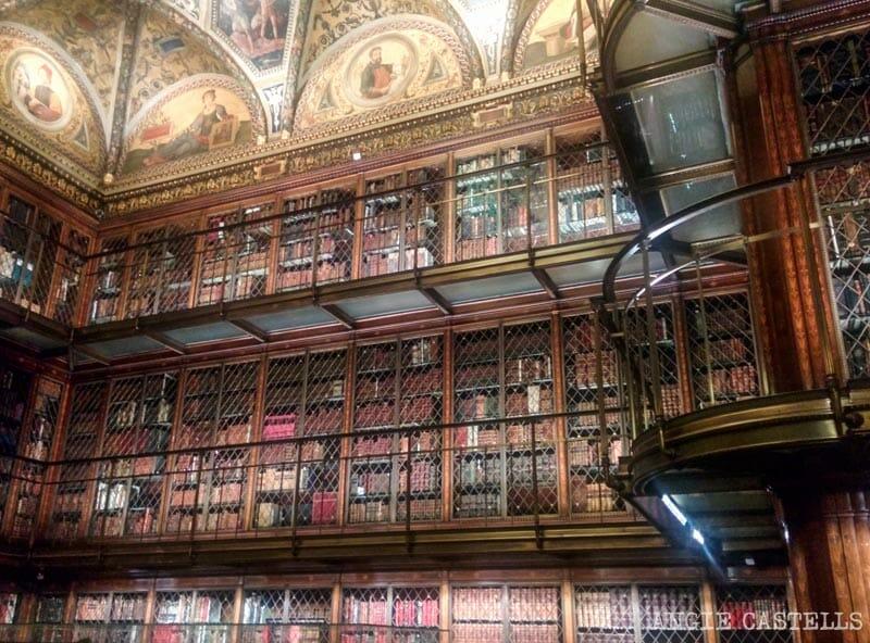 Museos poco conocidos de Nueva York: la Morgan Library