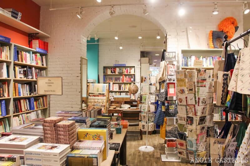 Las mejores librerias de Nueva York Book Culture