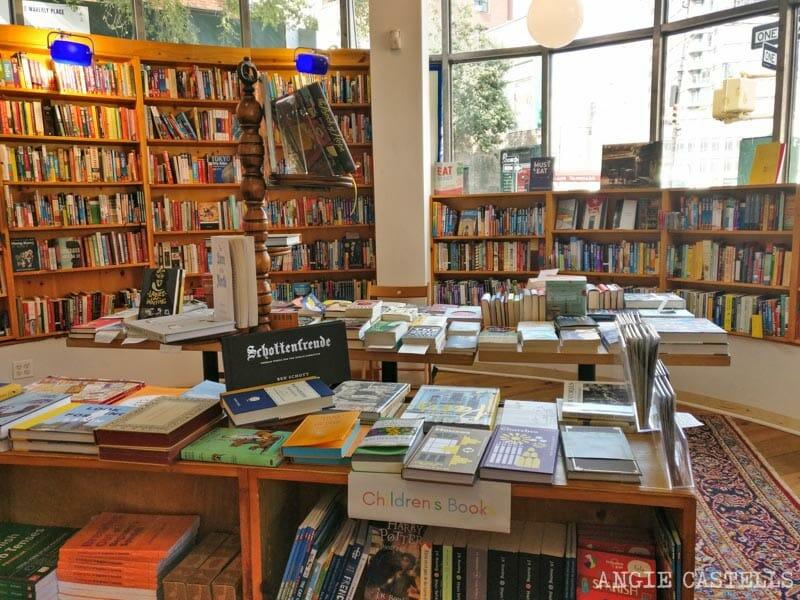 Mejores librerias Nueva York Idlewild viajes
