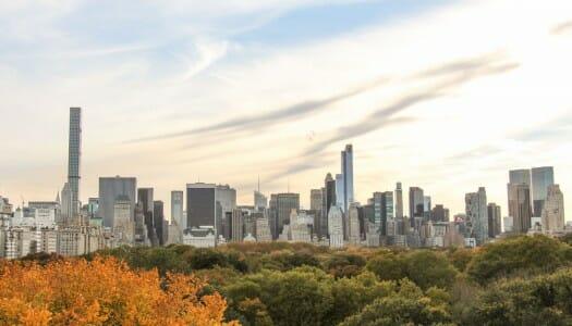 El mes de octubre en Nueva York (2018)